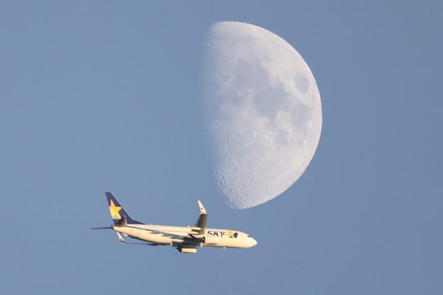 写真: 月旅行
