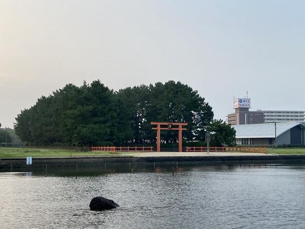 Photos: 博多湾