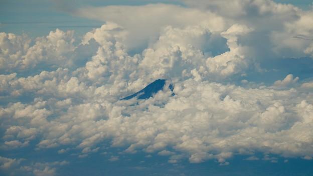 Photos: 雲を纏いて