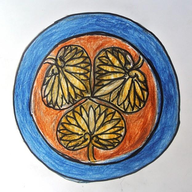 徳川の葵の紋
