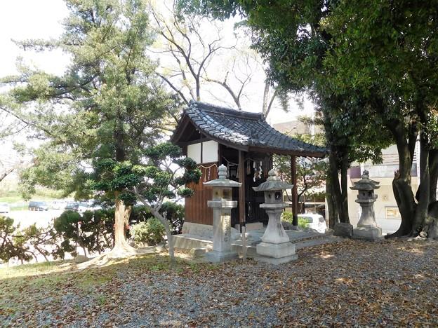 加茂神社(寝屋川市) (2)