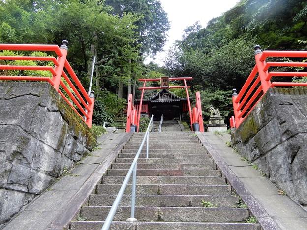 関蝉丸神社上社 (1)
