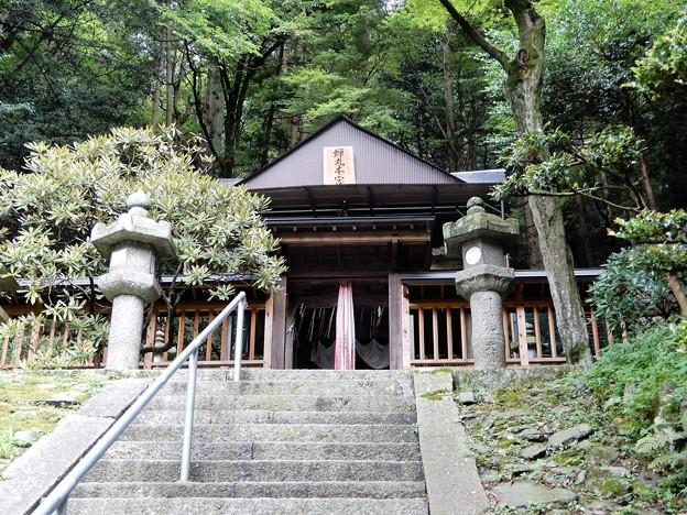 関蝉丸神社上社 (2)
