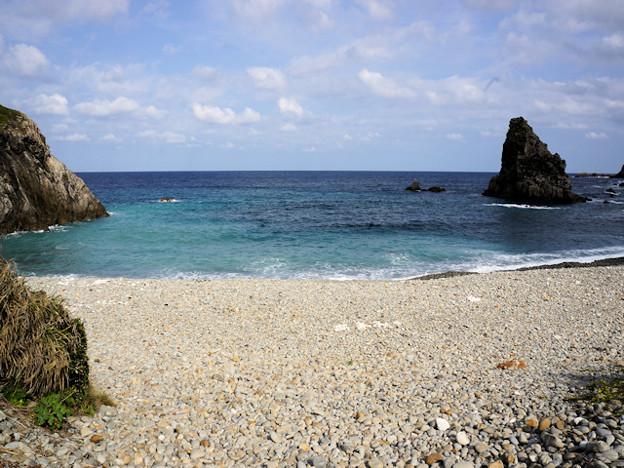 ホノホシ海岸(奄美最南東端)