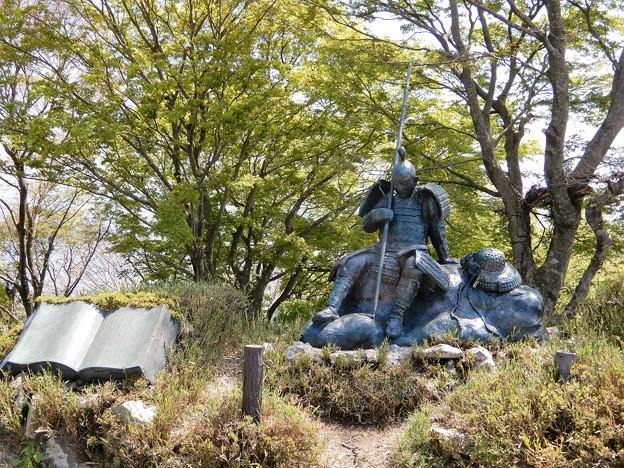678賤ケ岳山頂 (1)