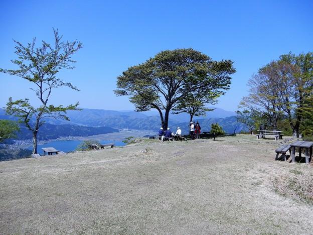 678賤ケ岳山頂 (4)