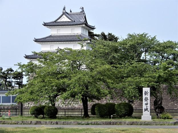 21新発田城