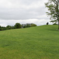 六花の森西側の芝生の丘