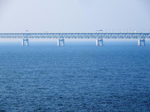 24田尻スカイブリッジから関空大橋を望む (2)
