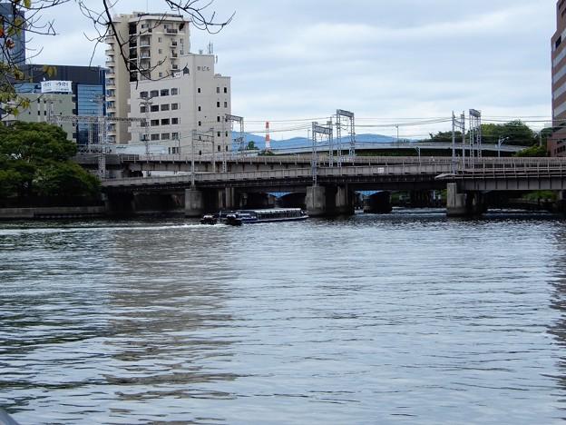 水上バス・天満橋付近 (3)