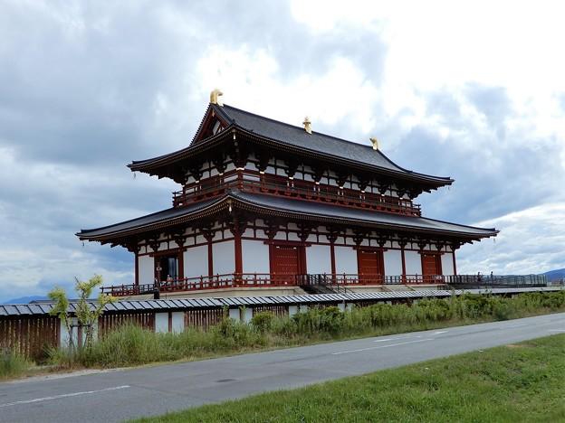 12平城宮趾・大極殿 (2)