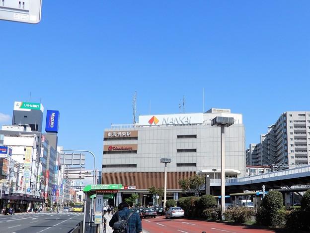 02南海堺東駅