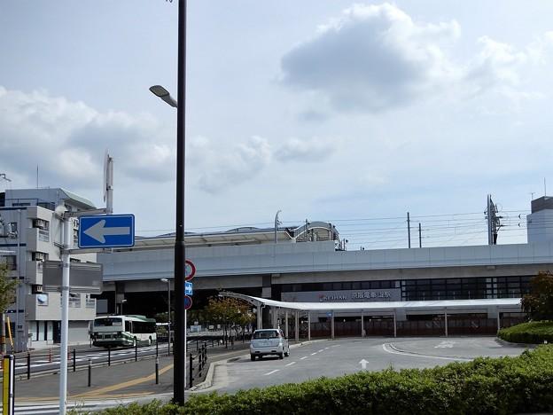 09京阪・淀駅