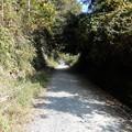03廃線跡コース・入口付近