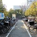 Photos: 新梅田シテイの駐輪場