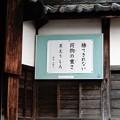 Photos: 2019.03.01.門前の言葉