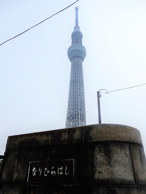 03業平橋から東京スカイツリー