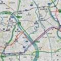 Photos: 御徒町~市川銀輪散歩コース地図
