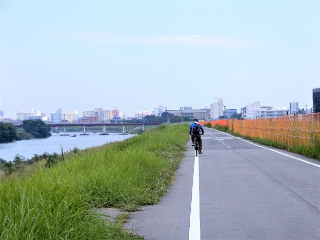 大和川畔 (2)
