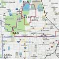 第2回ペリカンの家サイクリング地図
