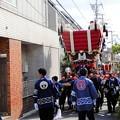 太鼓台(枚岡神社秋郷祭2019)