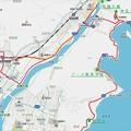 map2黒崎~坂越港~千種川~赤穂駅