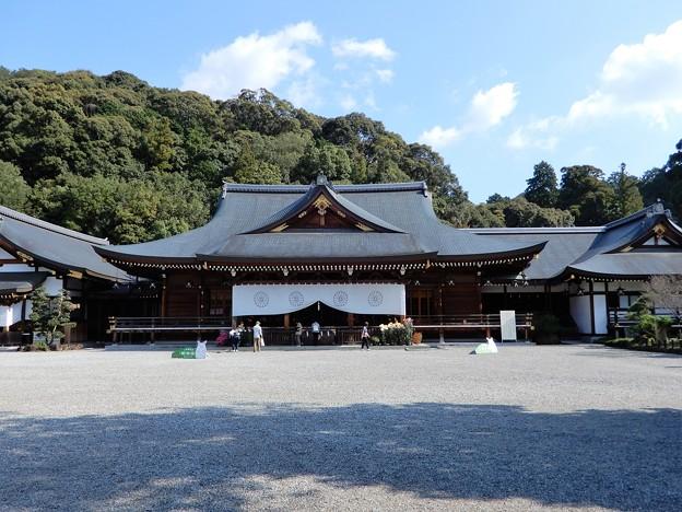 12大神神社 (2)・祈祷殿