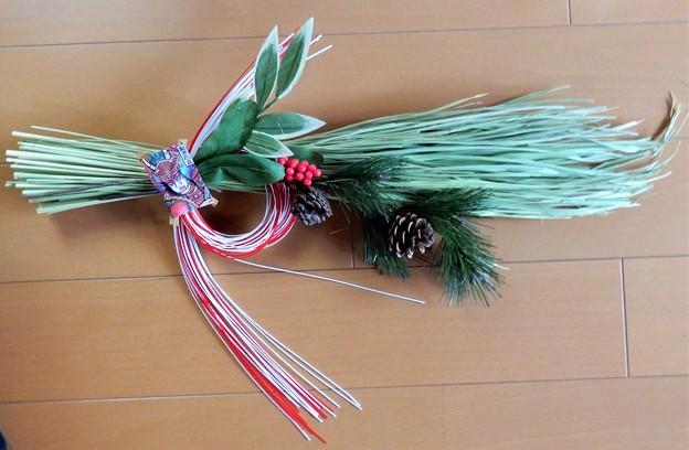 正月飾り (1)