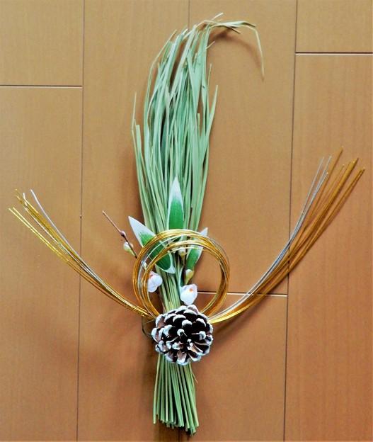 正月飾り (2)