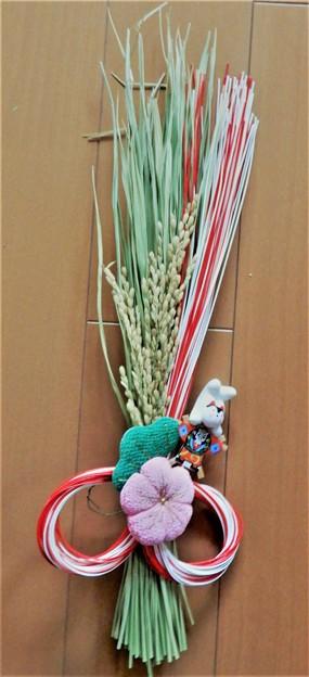 Photos: 正月飾り (3)