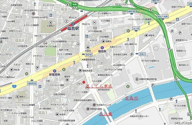 はなくじら歩店地図 (2)