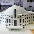 大阪大国技館模型(城東区役所ロビー) (2)