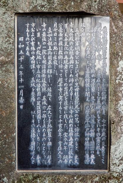 隆光大僧正墓 (2)