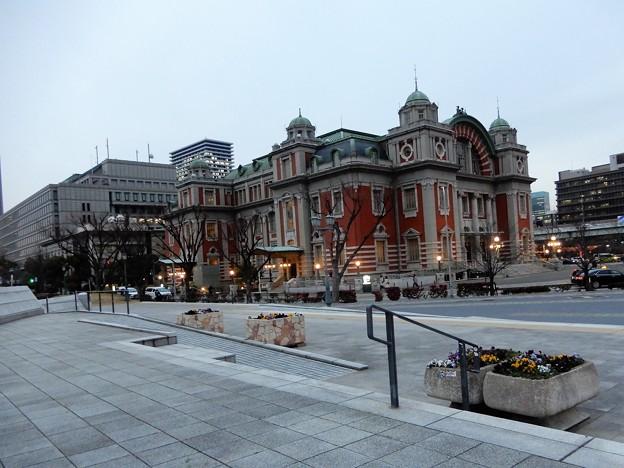 中之島・大阪市中央公会堂