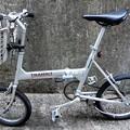 Photos: 自転車(ブリジストン・トランジット) (2)