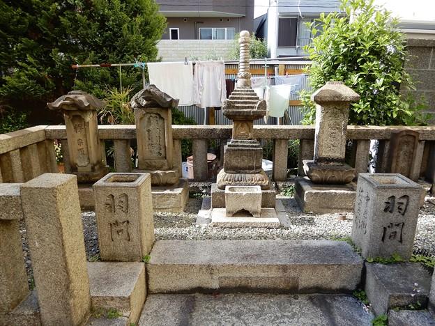Photos: 曉鐘成墓所・勝楽寺 (2)