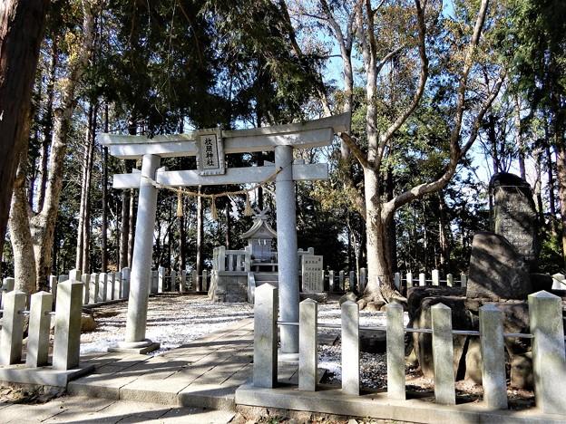 枚岡神社創祀の地 (2)