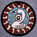 989-1200宮城県・大河原町のマンホール