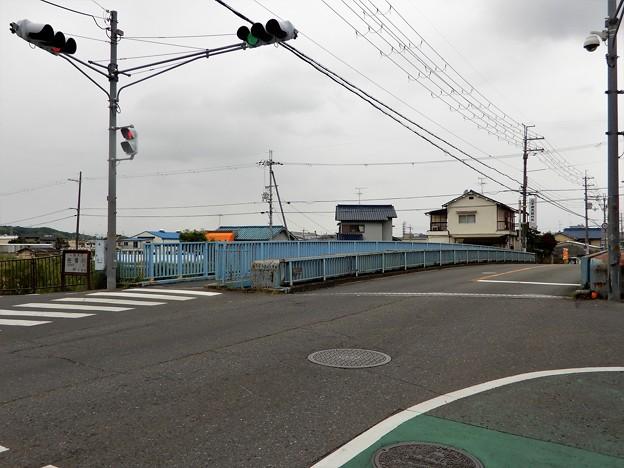Photos: 新旭橋・佐備川