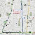 Photos: 緩衝緑地公園地図
