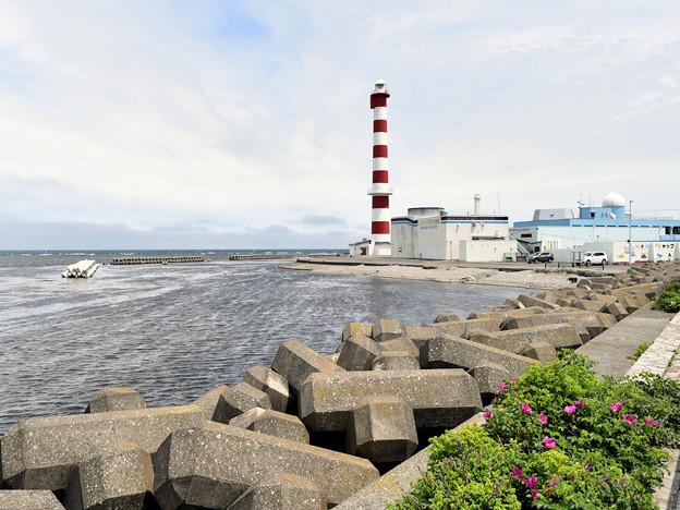 ノシャップ岬灯台