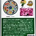 Photos: 01名寄市のマンホールカード (2)