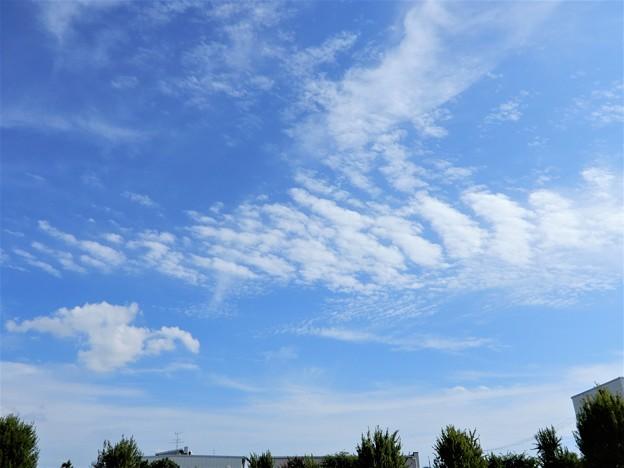 Photos: 2020年7月18日水走公園の空