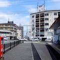 土師ノ里駅前 (1)