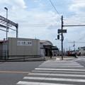 土師ノ里駅前 (2)
