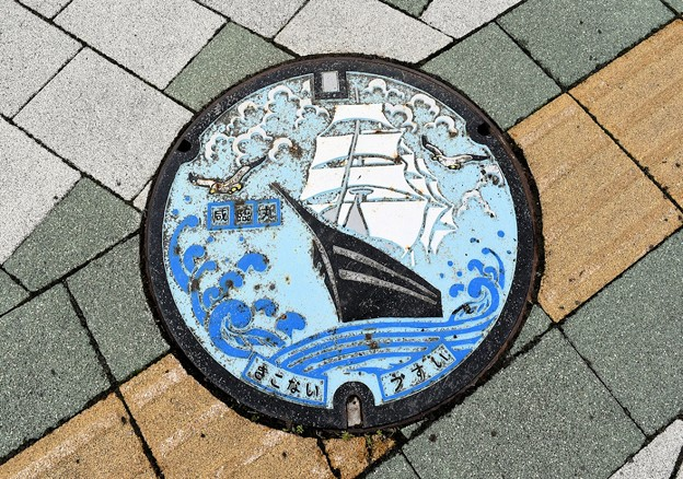 01木古内町(北海道上磯郡)のマンホール