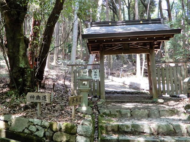 宇佐八幡宮・金殿井 (1)