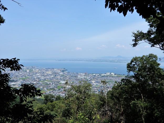 宇佐山城跡三の丸跡 (3)