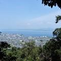 Photos: 宇佐山城跡三の丸跡 (3)