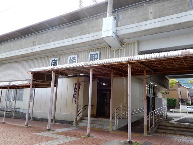 JR湖西線・唐崎駅